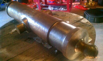 Civil War Mountain Howitzer | Riverwalker